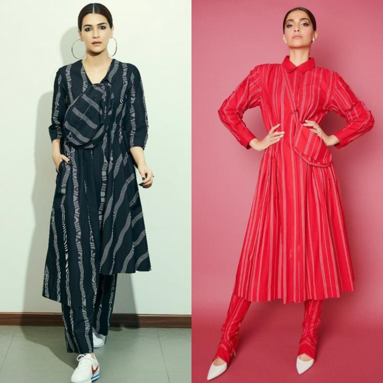 Fashion Faceoff: Kriti Sanon or Sonam Kapoor; Whose styled version would you like to steal?