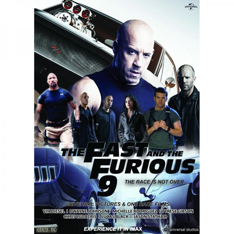 Fast and Furious 9 to release on THIS date