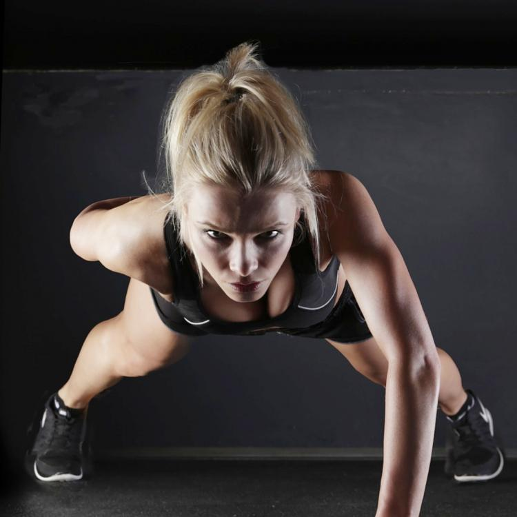 People,weight loss,fat burning exercise