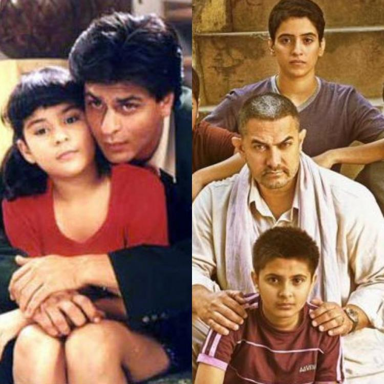 Father's Day 2019: From Shah Rukh Khan to Aamir Khan, THESE are most loved on screen dads