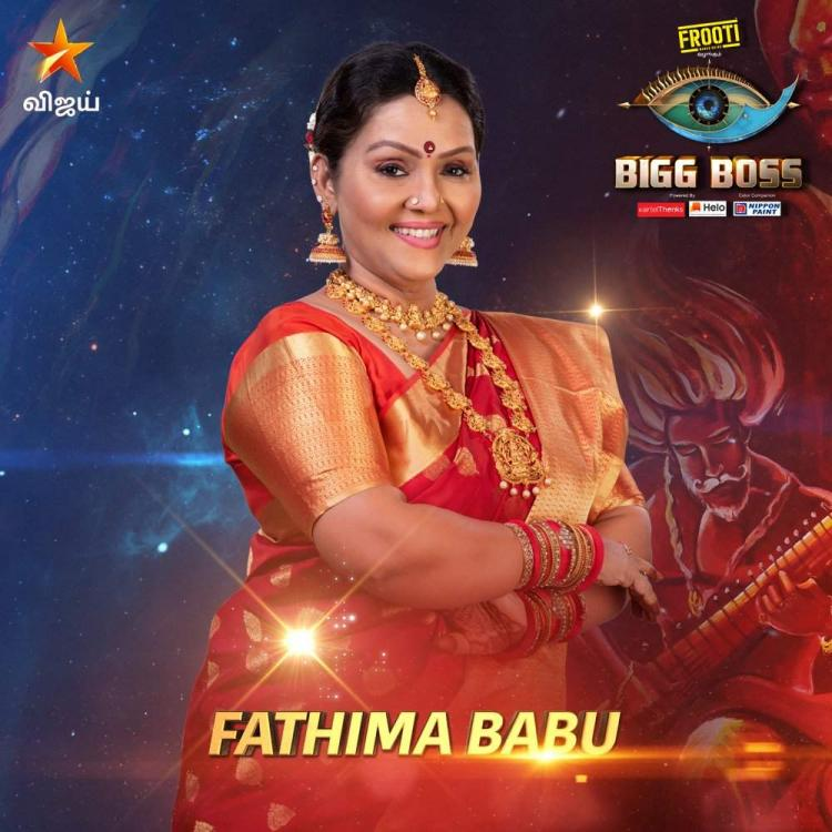 Bigg Boss Tamil 3 Elimination: Fathima Babu is the first contestant out; nominates these THREE contestants as captains