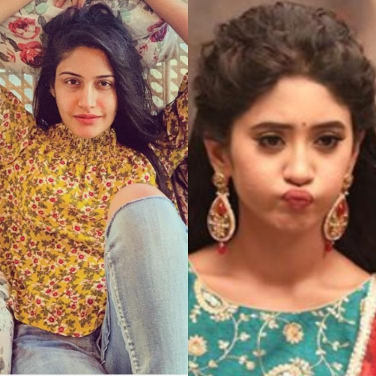 Ishqbaaaz actress Surbhi Chandna has an adorable message for Shivangi Joshi on her birthday; View Pics