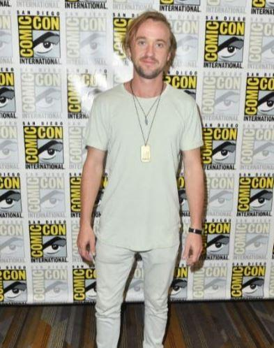 Tom Felton was seen last American web television series Origin
