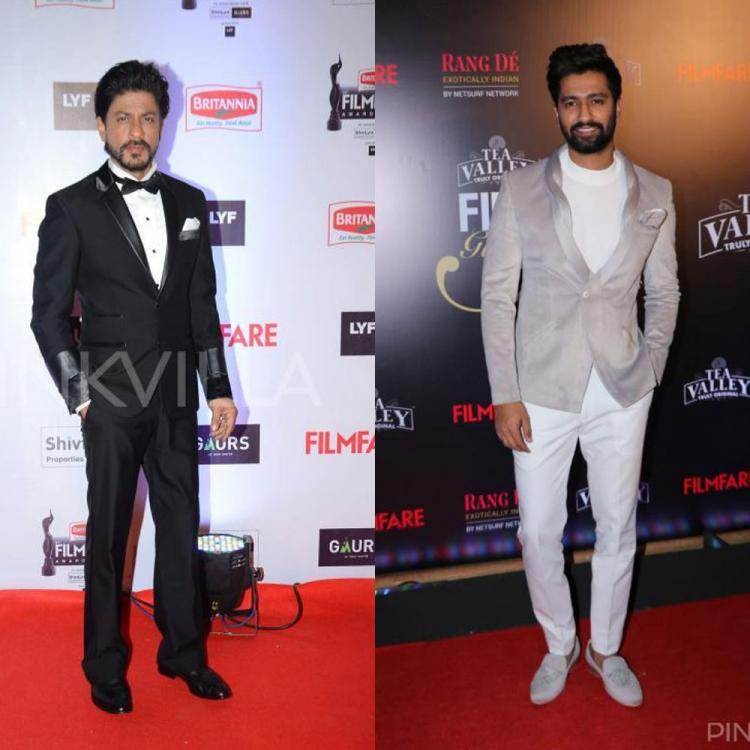 Filmfare Awards 2020: From Shah Rukh Khan, Karan Johar to Vicky Kaushal; Here are the best hosts of all time