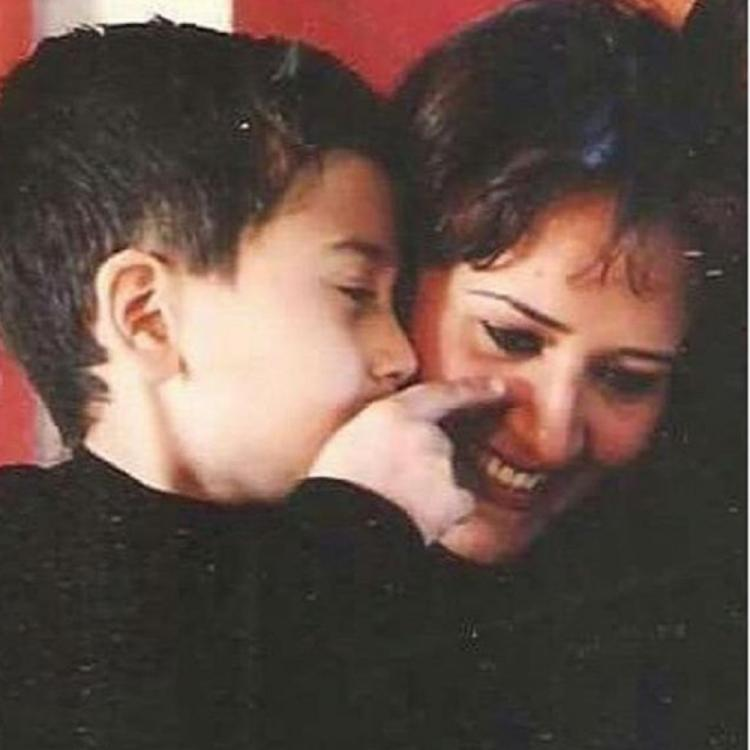Flashback Friday: Tiger Shroff is the apple of his mom Ayesha Shroff's eye in THIS adorable childhood pic