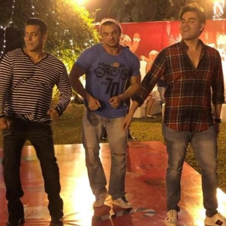 Flashback Friday: When Salman Khan, Arbaaz Khan and Sohail Khan danced their way into our hearts on Christmas