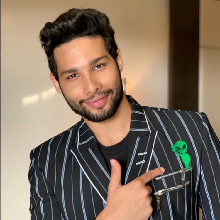 Siddhant Chaturvedi signed on the dotted line by YRF for their next