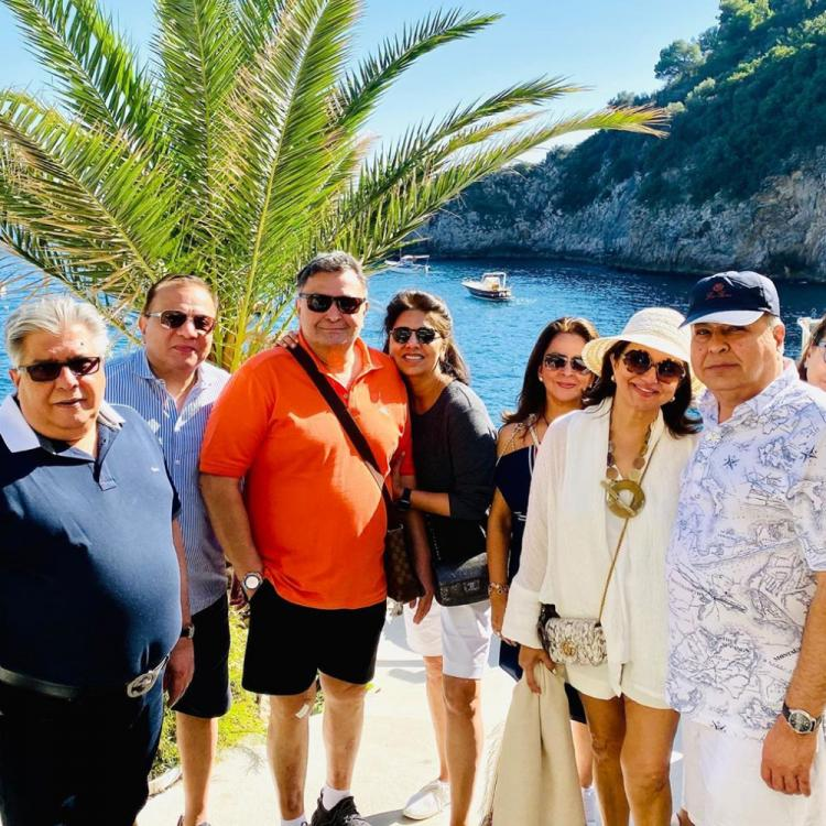 Rishi Kapoor and Neetu Kapoor's Italy getaway pictures are making us want to go for a vacay