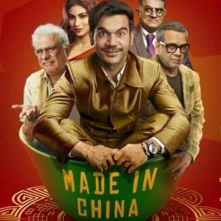 Made In China New Promo: Rajkummar Rao tries to master Chinese but can't seem to get over his Indian accent