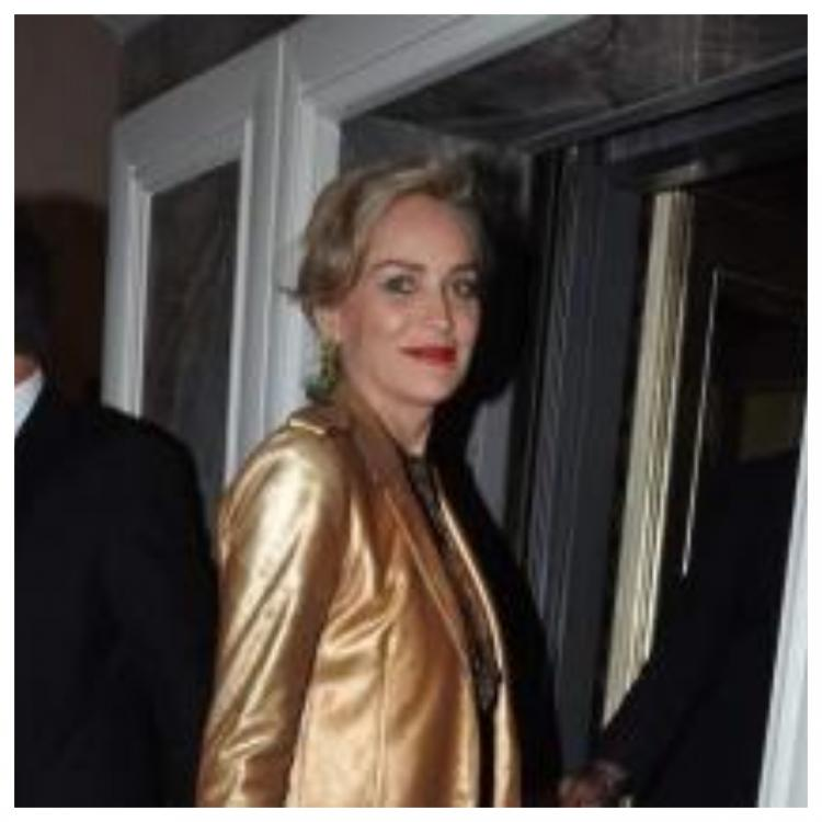 Sharon Stone explores the city of Madrid; Deets Inside