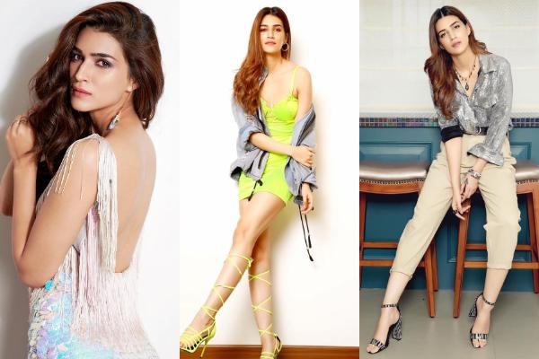Kriti Sanon's diet and fitness secrets will help you achieve a lean and slim look
