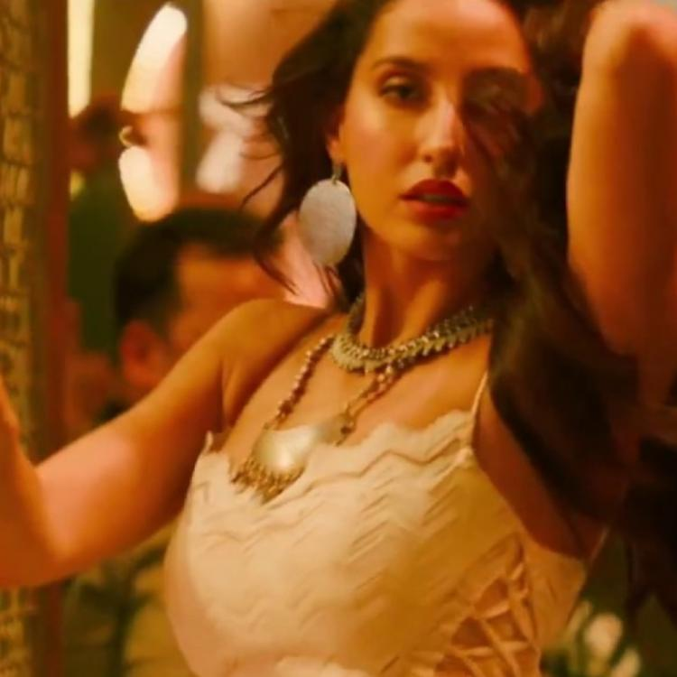 Marjaavaan Song Ek Toh Kum Zindagani Teaser: Nora Fatehi sizzles in the 90's recreated iconic track; Watch