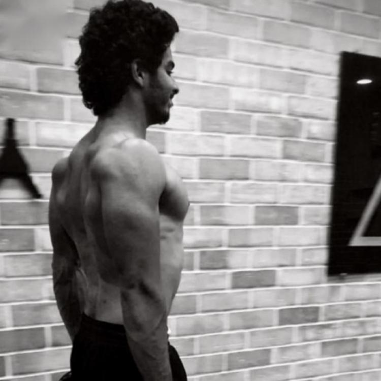 PHOTO: Ishaan Khatter's latest workout post will give you major fitspiration to hit the gym right away