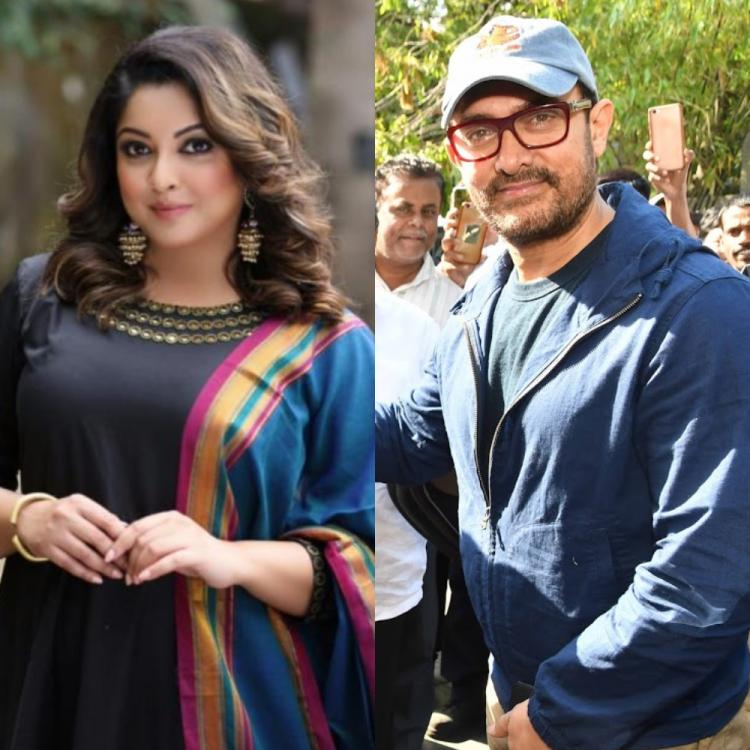 Tanushree Dutta comments on Aamir Khan's decision to work with #MeToo accused Subhash Kapoor
