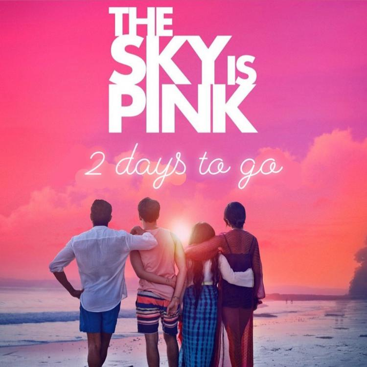 The Sky Is Pink New Poster: Farhan Akhtar shares a family portrait of his and Priyanka Chopra's upcoming film