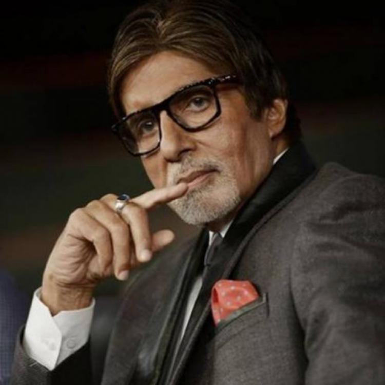 Amitabh Bachchan cancels visit to KIFF inauguration due to his sickness