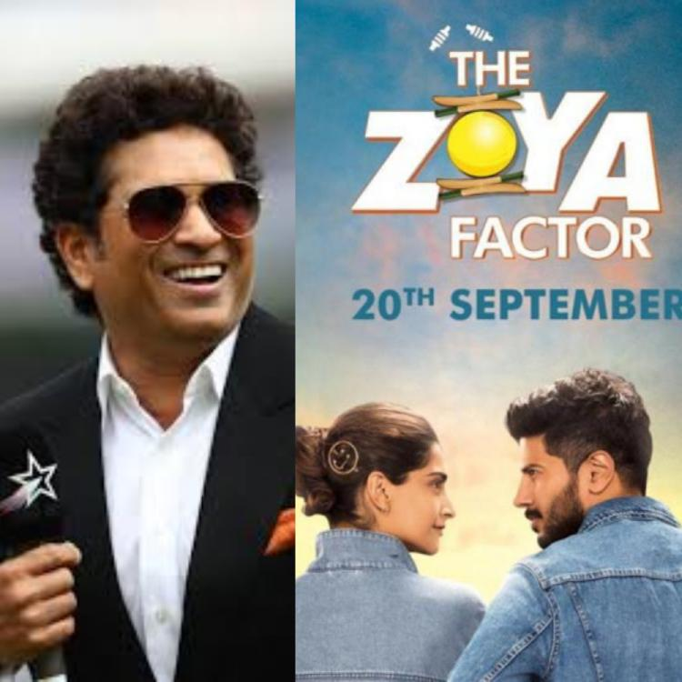 Sachin Tendulkar is all praises for The Zoya Factor trailer; Sonam Kapoor & Dulquer Salman can't stop gushing