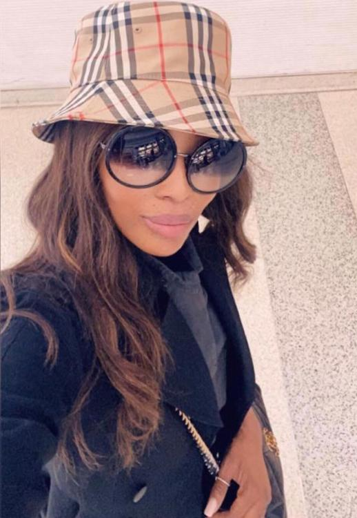 Naomi Campbell doesn't consider of herself as a fashion icon; Here's why