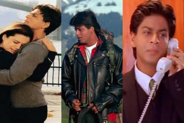 Happy Birthday Shah Rukh Khan: 6 times SRK's movies proved he is the King of Romance