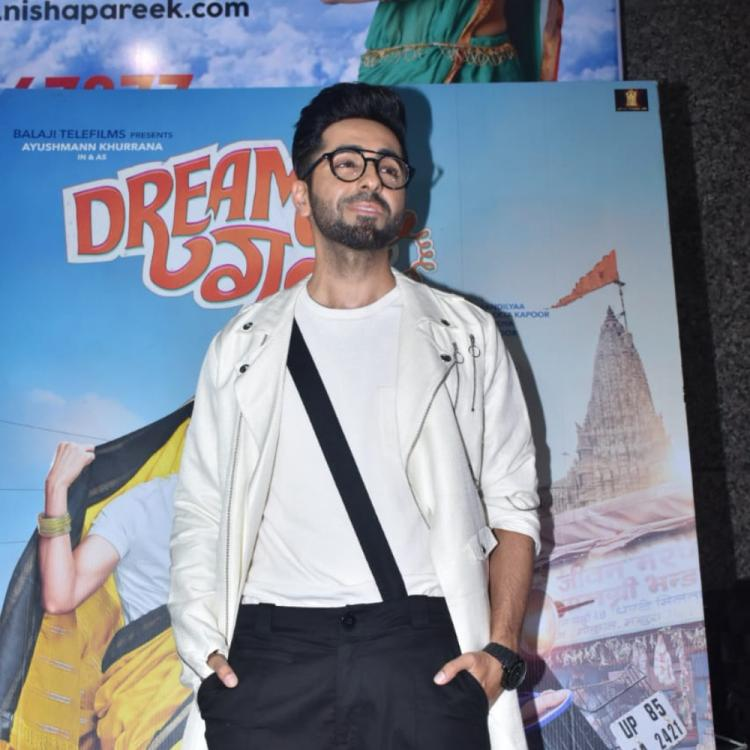 Dream Girl celeb review: Bollywood hoots for Ayushmann Khurrana starrer, calling him the bravest actor