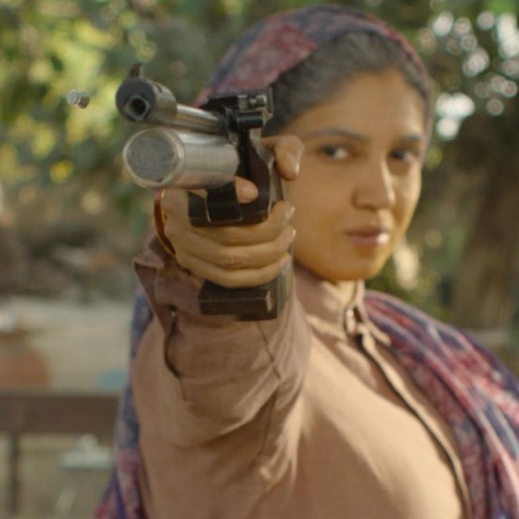 Bhumi Pednekar to continue air pistol shooting as a sport after being inspired from Saand Ki Aankh