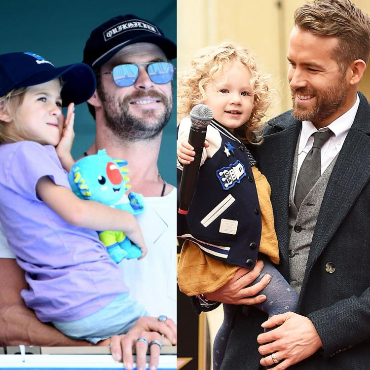From Chris Hemsworth to Ryan Reynolds and Blake Lively; Hollywood celebs on parenting during COVID 19 pandemic