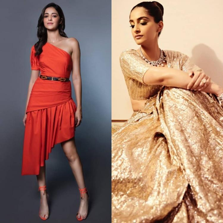 From Janhvi Kapoor to Ananya Panday and Sonam Kapoor THESE looks from yesterday need your attention