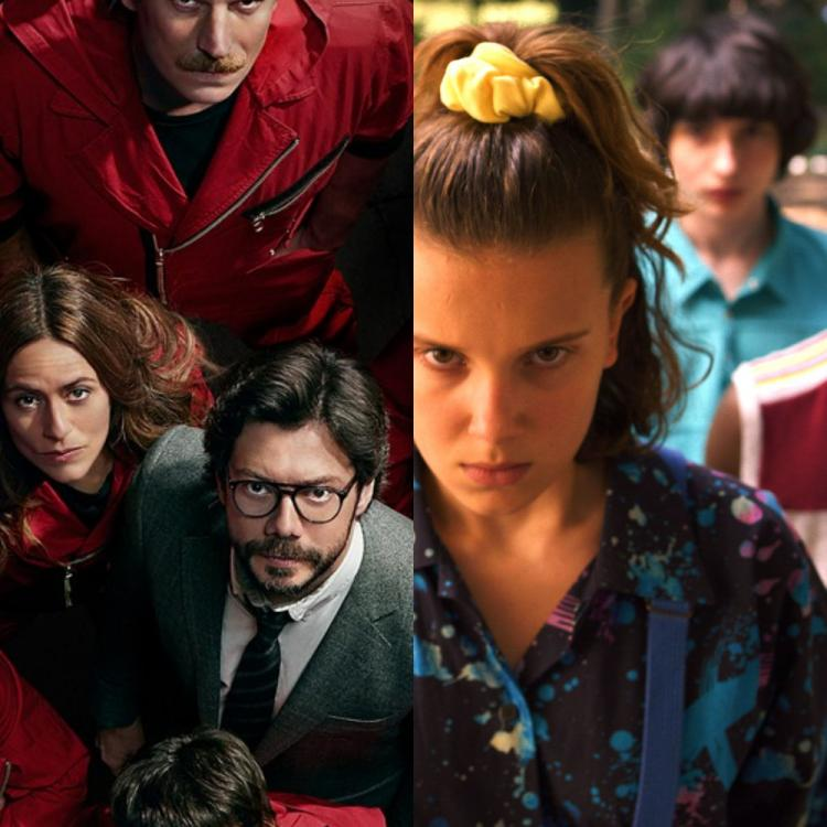 From Money Heist to Stranger Things, web series you can binge watch over the weekends