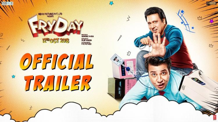 govinda,Varun Sharma,Box Office,FryDay