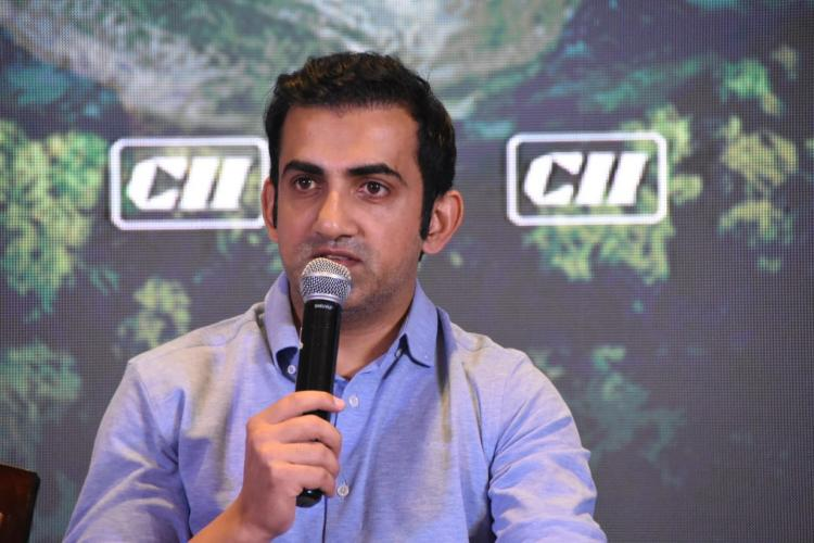 Gautam Gambhir takes a dig at Pakistan Prime Minister Imran Khan over his UN speech