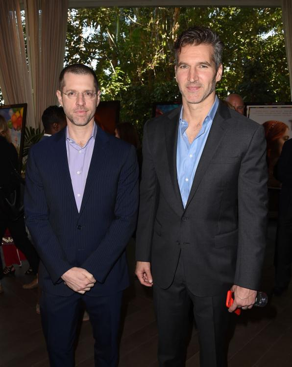 """David Benioff and DB Weiss top Google's search results for """"Bad Writers""""."""