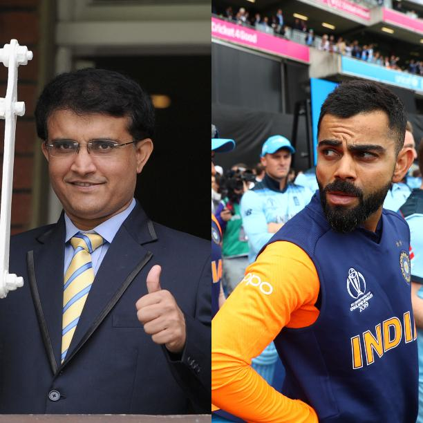 Sourav Ganguly wants Virat Kohli to bring back 'Kul Cha' in T20 side