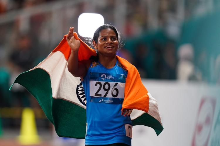 News,Dutee Chand