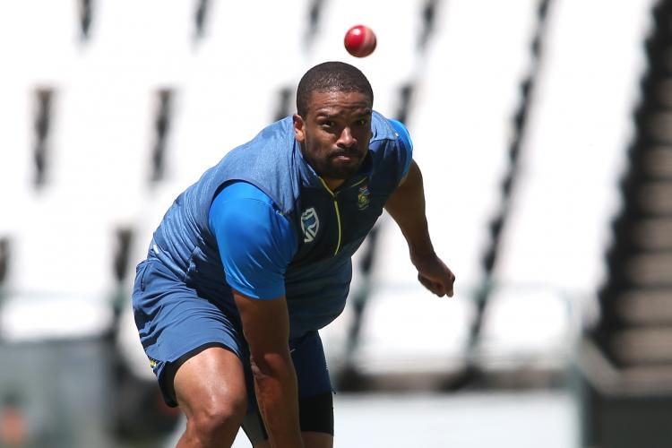 Our job is to come here and give the first punch: Vernon Philander
