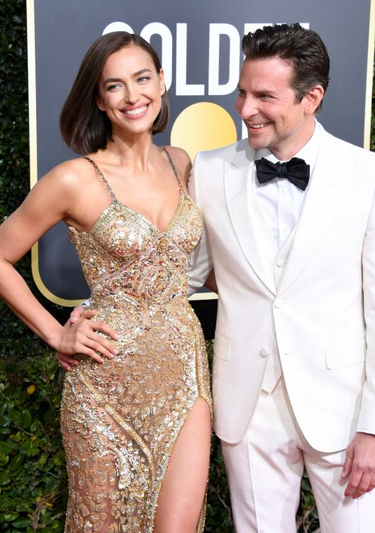 Bradley Cooper,Irina Shayk,Hollywood