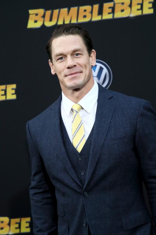 While reports of professional wrestler and actor John Cena being roped in for a role have been rife, the actor isn't quite ready to confirm his entry as yet.