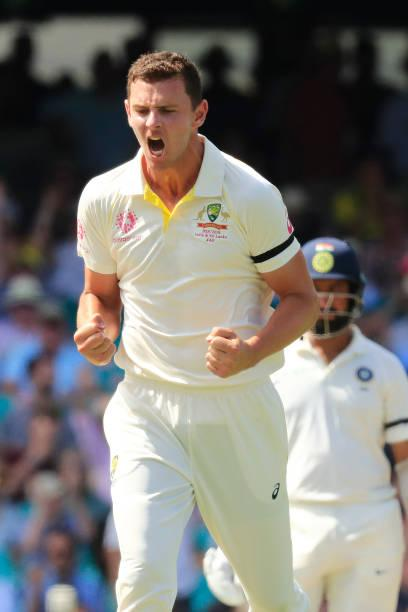 ICC Cricket World Cup 2019: Dropped from WC squad, Josh Hazlewood finds it tough to watch the event