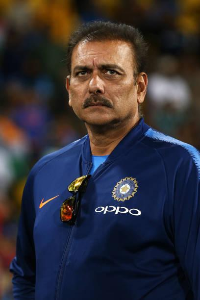 Ravi Shastri's contract extended for 45 days after World Cup 2019