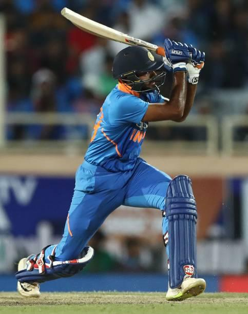 Vijay Shankar returns to action after recovering from injury he suffered in World Cup 2019
