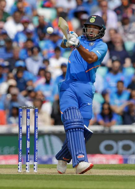 Shikhar Dhawan injured thumb, out of World Cup 2019 for three weeks
