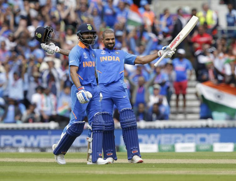 India vs South Africa T20I: Dhawan's contribution is as important as that of Kohli or Rohit says Harbhajan