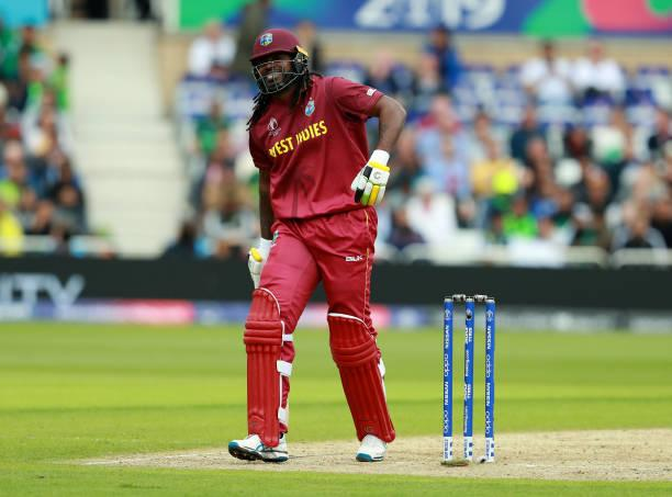 """ICC World Cup 2019: Before MS Dhoni's rejection of gloves, ICC censored Chris Gayle's """"Universal Boss"""" logo"""