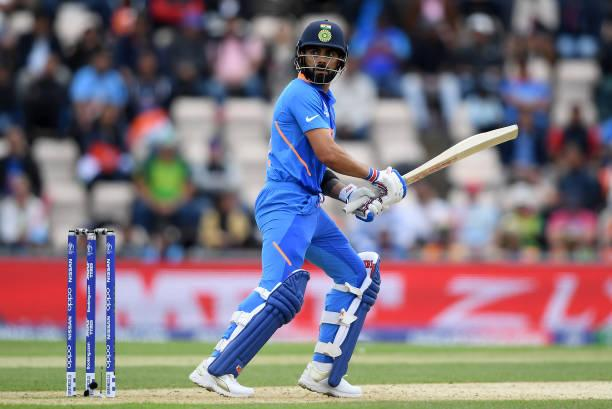 "India vs Australia, ICC World Cup 2019: Virat Kohli asks fans to stop shouting ""cheater"" at Steven Smith"