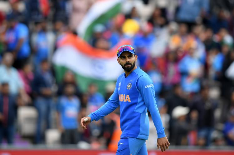 Virat Kohli TALKS about how the whole team is hoping for Shikhar Dhawan's speedy recovery