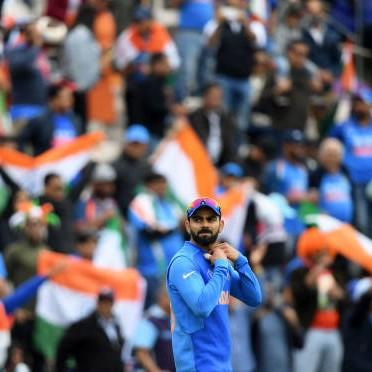 Virat Kohli Fined Rs 500 For Washing Cars With Drinking