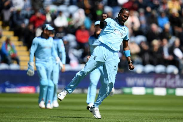 England vs Bangladesh, World Cup 2019: Ball from Jofra Archer races away for six after clipping stumps