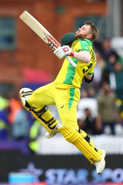 Australia vs Pakistan, World Cup 2019: Australia all out for 307 after David Warner century