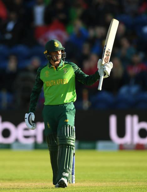 Quinton de Kock named captain of South Africa's T20I team ahead of tour to India