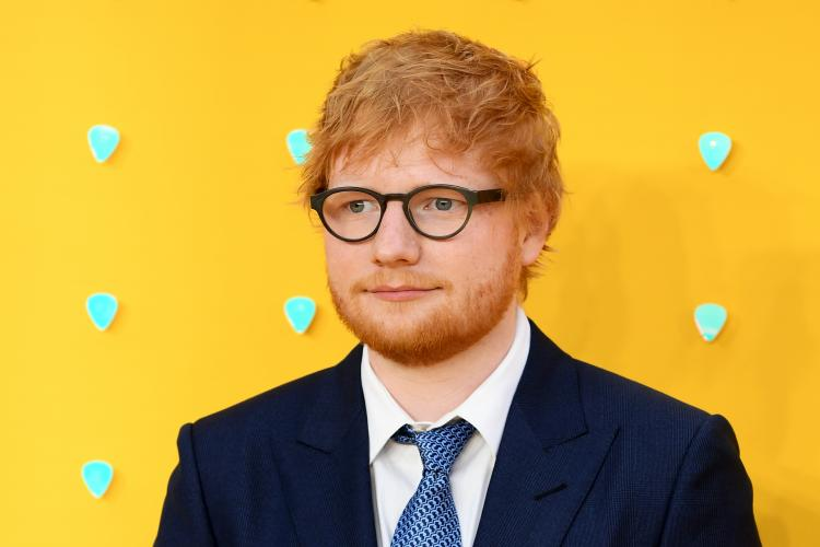 Singer Ed Sheeran collaborates with 22 artistes for his next project