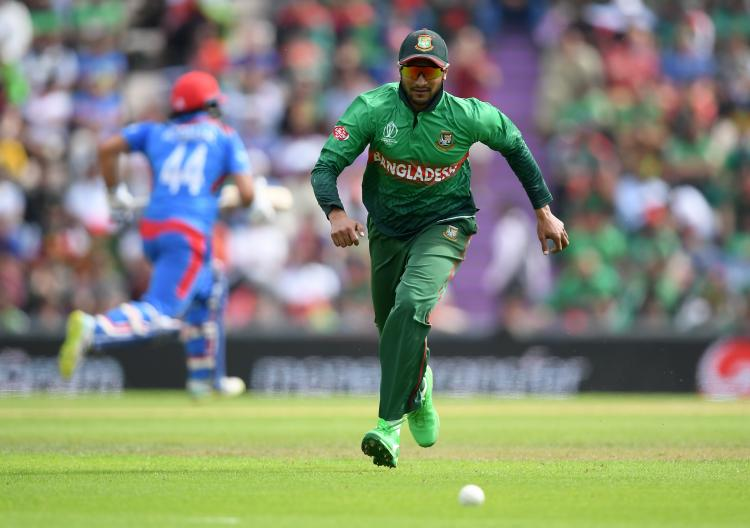 Every team goes through a transition period and currently we are in that position: Shakib Al Hasan